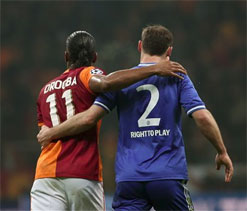 Chelsea in pole position after Galatasaray draw