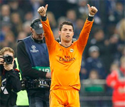 Ronaldo returns as in-form Real visit Atletico