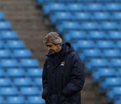 City manager Manuel Pellegrini hit with European ban
