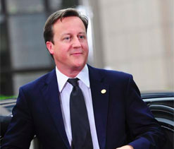 British pubs should open late for World Cup: Cameron