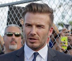 Beckham`s Miami dream three years away