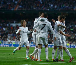Clasico on Madrid minds as Schalke hope to save face