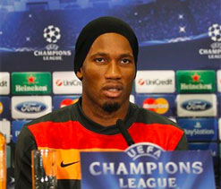 Now I belong to Galatasaray: Didier Drogba