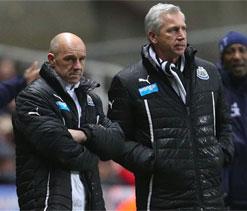 Pardew fined, warned by Newcastle over headbutt