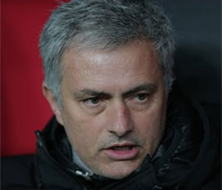 Cold-blooded Schuerrle`s hat-trick eases Mourinho`s mood