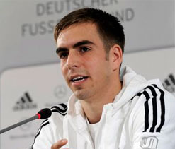 I want permanent midfield role, says Germany`s captain Philipp Lahm