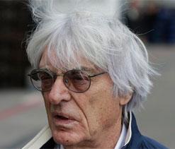 Fans want to see Sebastian Vettel lose, says Bernie Ecclestone