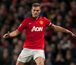 Inter Milan confirm signing of Manchester United`s Vidic