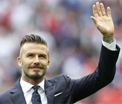 MLS boss: Defoe, Beckham moves key to future