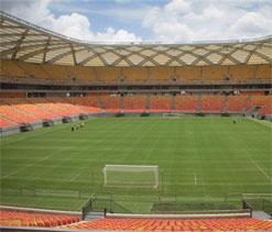 Manus World Cup stadium set to open