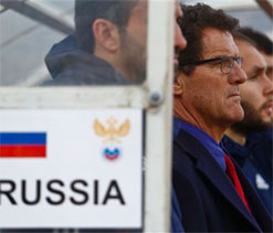 Capello delight after slick Russia triumph