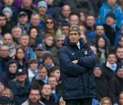 Pellegrini key to City`s FA Cup revenge mission