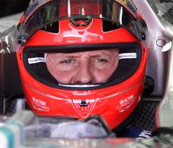 `No change` in Michael Schumacher's condition