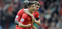 Liverpool F.C. pip Manchester City in title crunch clash