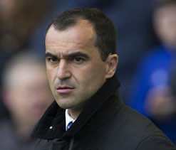 Victory over Arsenal `as good as it gets`, says Martinez