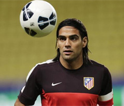 Injured Falcao hopeful of making World Cup