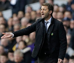 Sherwood on brink as Tottenham`s season takes new twist