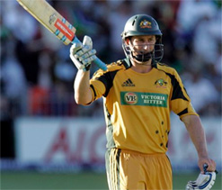 IPL committee allows David Hussey to take guard for CSK