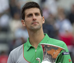 Djokovic mind on French Open, heart with Serbia