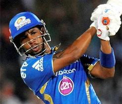 Lendl Simmons slams maiden ton of IPL 2014