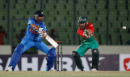 1st ODI: India vs Bangladesh