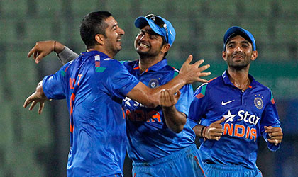 2nd ODI: India vs Bangladesh