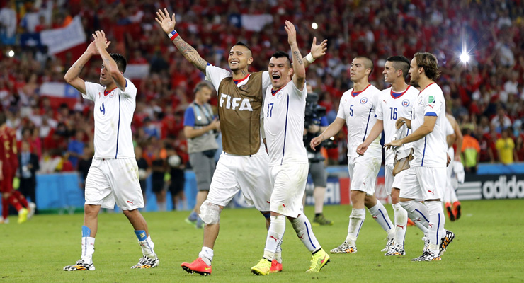 Chile will emerge as the dark horse of this tournament, feels Baichung