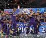 IPL 7: Triumphant KKR return to hero`s welcome