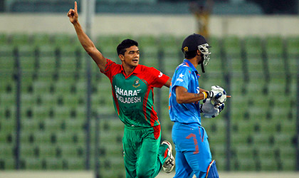 3rd ODI: India vs Bangladesh