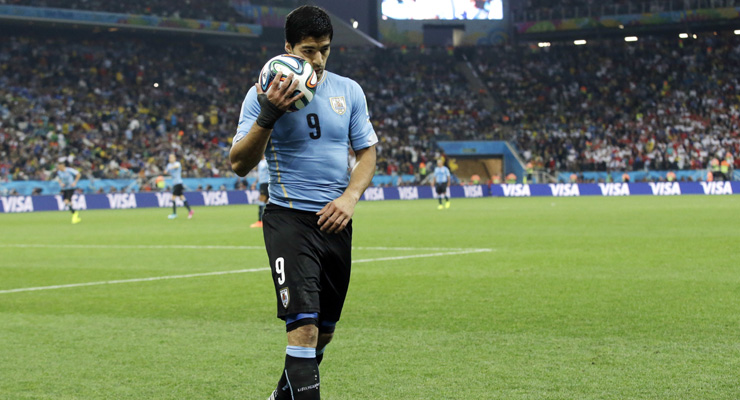 FIFA World Cup 2014: Baichung hails Suarez`s improved temperament