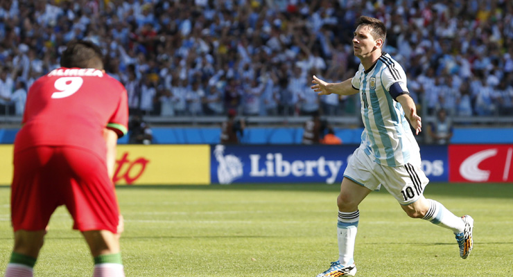 FIFA World Cup 2014: Baichung praises Messi's form, Klose's record goal