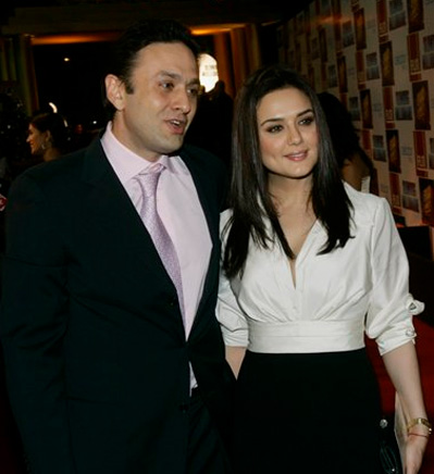 Patel tells Mumbai cops he can`t say anything on Zinta case