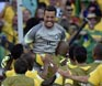 From Ground Zero: Brazil survive Chile, set quarter-final date with Colombia