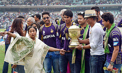 KKR felicitated