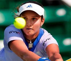 Sania-Cara pair bows out of French Open