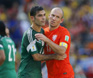 FIFA World Cup 2014: Mexico performed better but luck favoured Netherlands, says Baichung