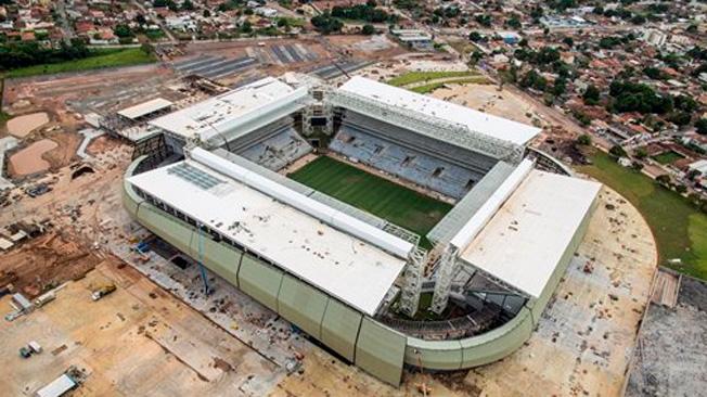 Arena Pantanal (Cuiaba)