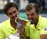 Frenchmen Benneteau and Roger-Vasselin win Paris doubles title