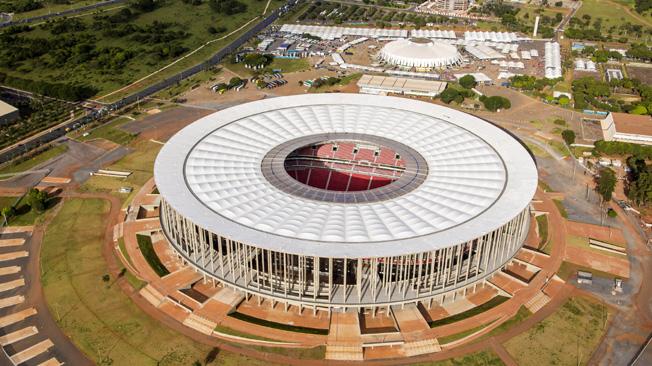 Estadio Nacional de Brasilia (Brasilia)