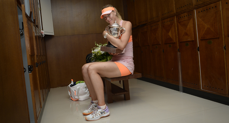 Maria Sharapova living a dream after French Open victory