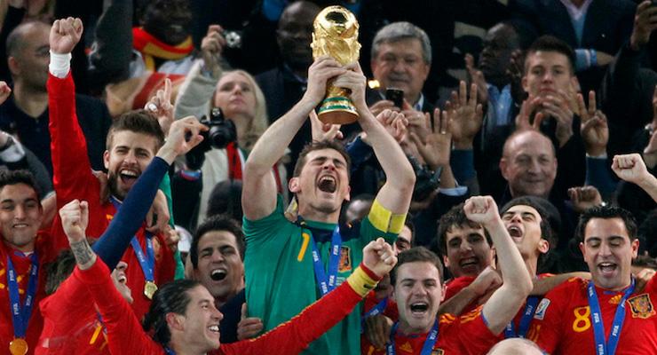 FIFA World Cup history