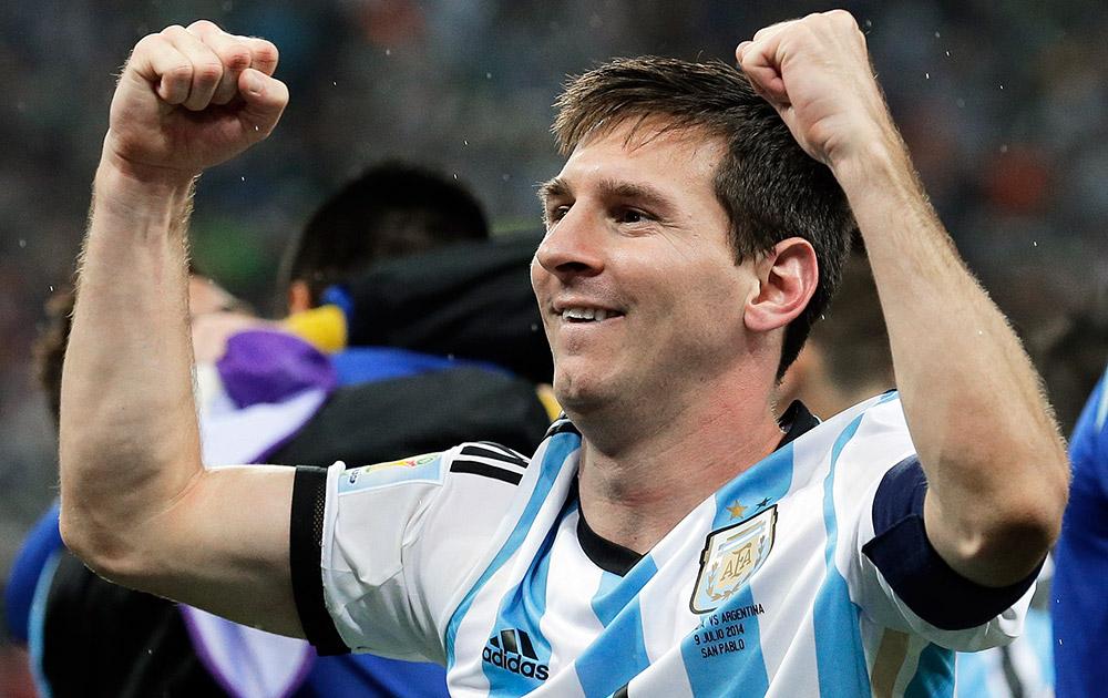 FIFA 2014: Argentina beat Netherlands 4-2 P, Match 62