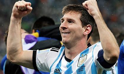 FIFA 2014: Argentina beat Netherlands 4-2P, Match 61