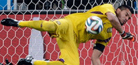FIFA World Cup: Argentina beat Netherlands in shootout to set up Germany final