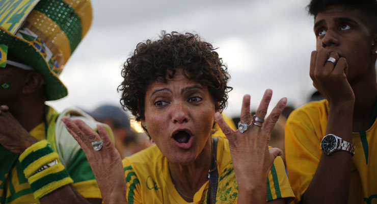 New loss disgusts Brazil fans