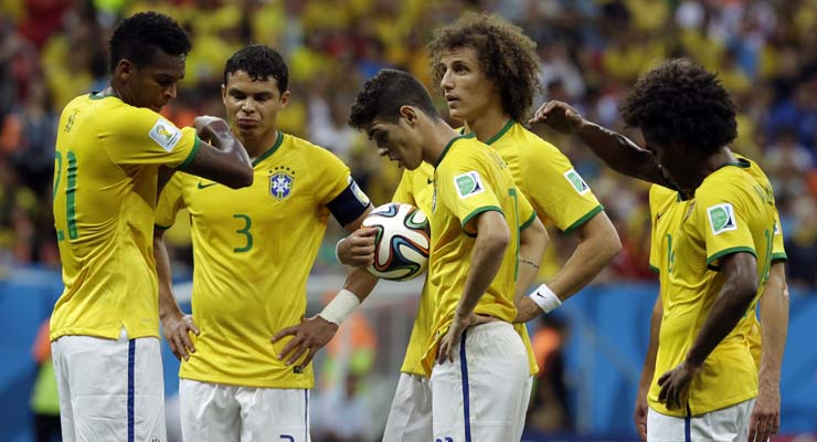 2014 FIFA World Cup: Argentina, Germany battle for title glory as Brazil blanked again