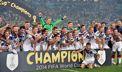 FIFA 2014: Germany beat Argentina 1-0, Match 64