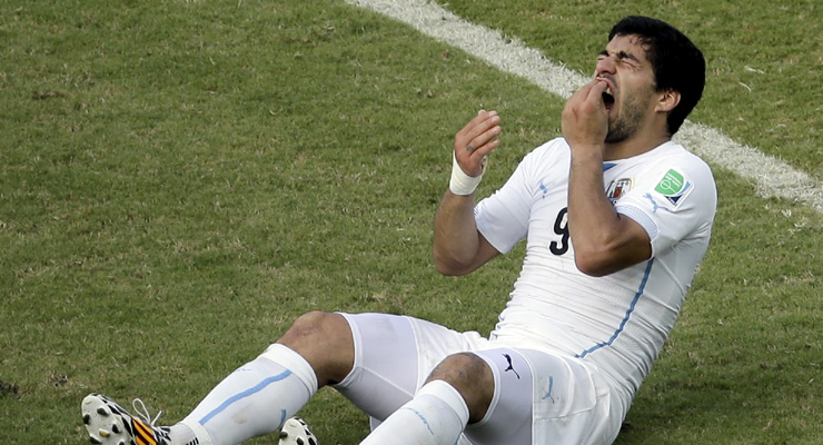 Ten memorable moments from FIFA World Cup 2014
