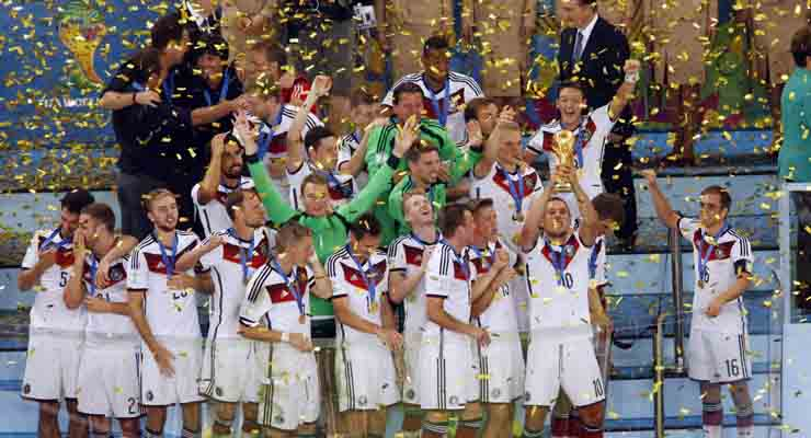 FIFA World Cup 2014: Collective German heroes outshine Messi`s Argentina