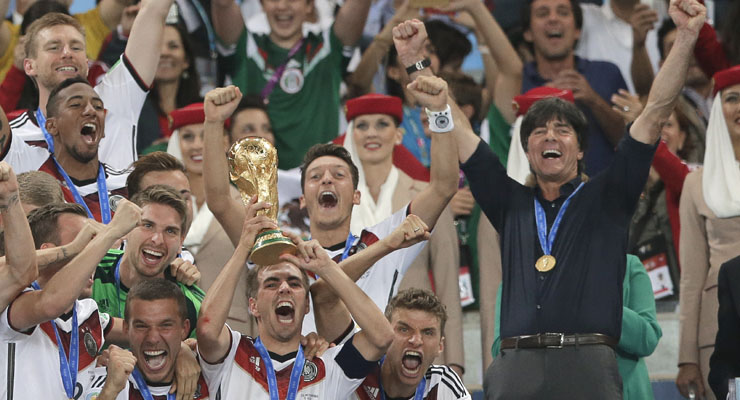 What counts is having the best team, says Philipp Lahm